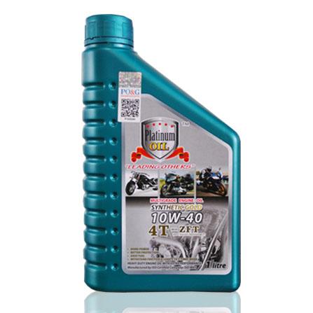 Platinum Oil Semi Synthetic 10W-30SM/CI-4 4L