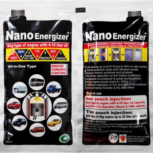 Nano Energizer double sided