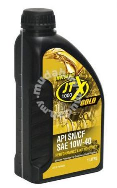 JTX 1000 GOLD Motor Oil 1L