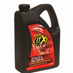 JTX 1000 RED Motor Oil 4L
