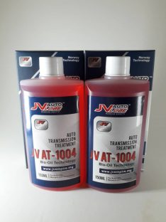 two bottles of JV AT-1004