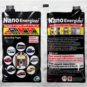 nano energizer kereta