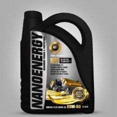 NanoEnergy Mineral Oil 20W-50
