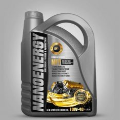 NanoEnergy Semi Synthetic Oil 10W-40