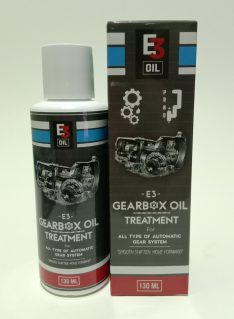 e3 gearbox treatment oil