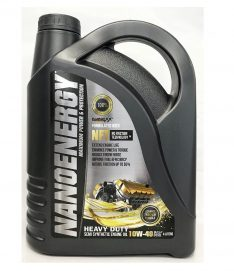 Nano Energy Semi Synthetic 10W-40 Heavy Duty Diesel