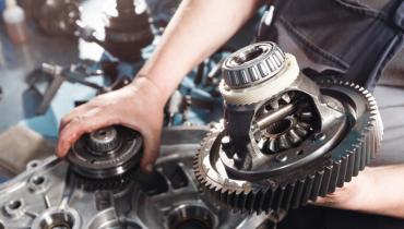 repair gearbox