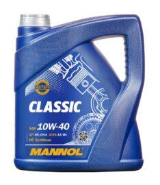 Mannol 10w40 Classic